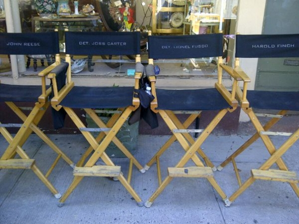 Taraji P. Henson ‏Tweets On the Set