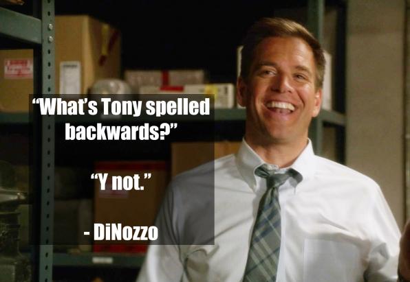 Anthony DiNozzo - <i>NCIS</i>