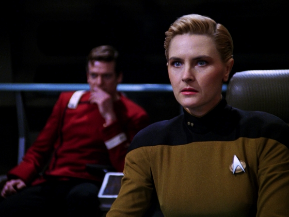 Yesterday's Enterprise (Star Trek: The Next Generation, Season 3, Episode 15)