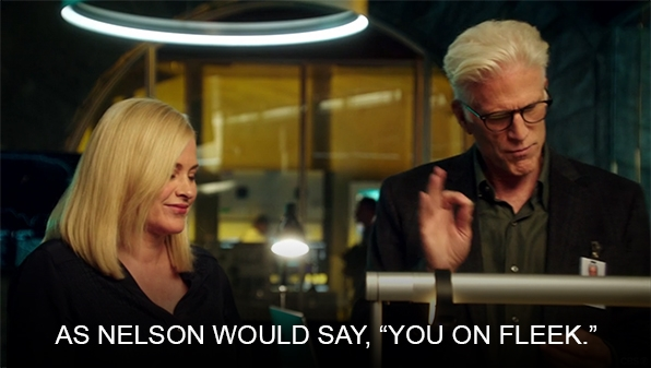 Danson Off The Tongue