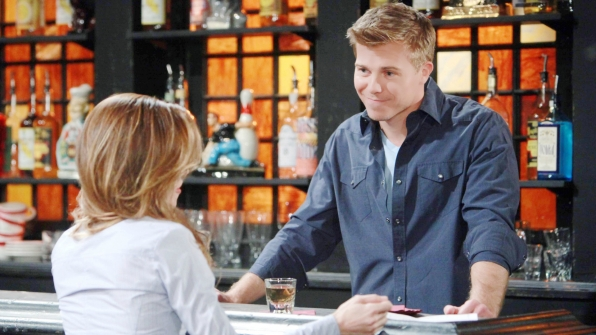 What's been your favorite part of working on The Young and the Restless?