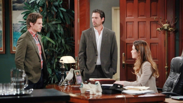 Kevin is pressured to find Victor's accomplice.