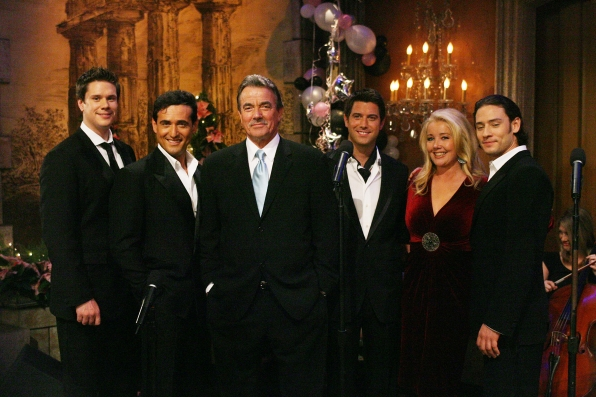 Famous guest stars page 6 the young and the restless photos - Il divo cast ...