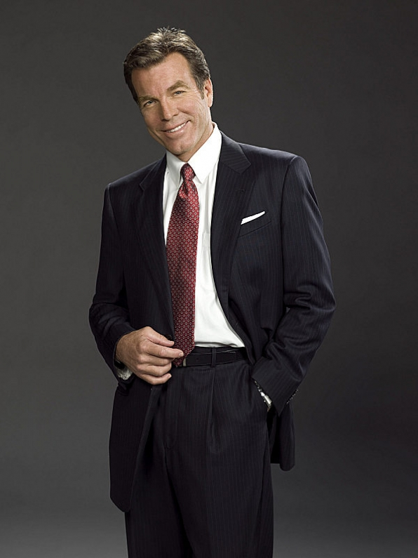 Peter Bergman - The Young And The Restless