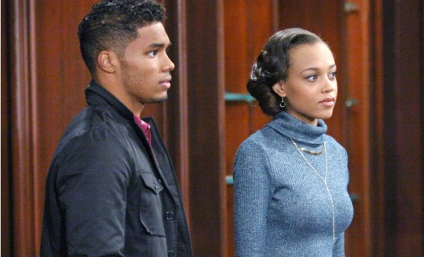 Nicole's favor to Maya begins to impact her burgeoning relationship with Zende.