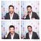 Dylan McDermott Takes to the Photo Booth