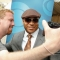 LL Cool J on the Red Carpet