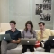 Michael Urie, Sophia Bush and David Krumholtz