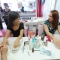 Made in Jersey Stars Stop By for a Free Manicure