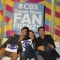 The Crazy Ones' Hamish Linklater, Amanda Setton, and James Wolk