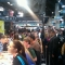 Big Bang Fans Line Up at the CBS Booth at Comic-Con 2011 for Autographs