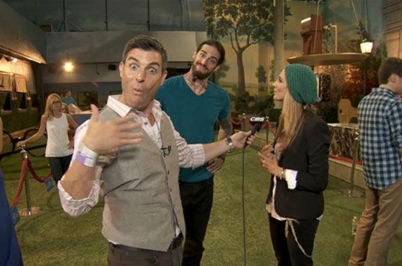 Big Brother Backyard Interview Amanda :  You Didnt See During The Big Brother 17 Backyard Interviews  CBScom