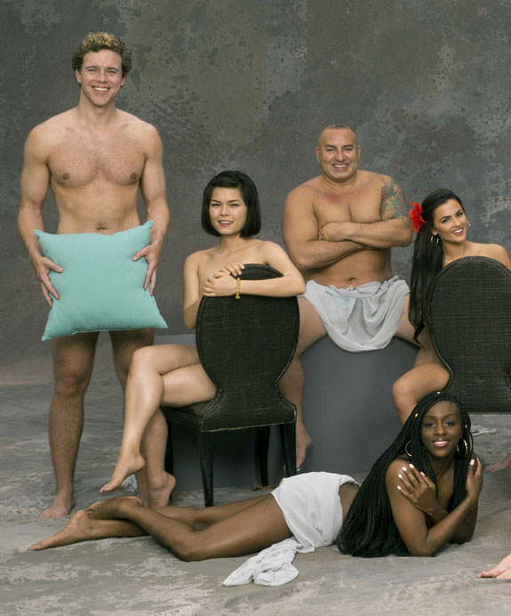 Bb 2008 naked housemates