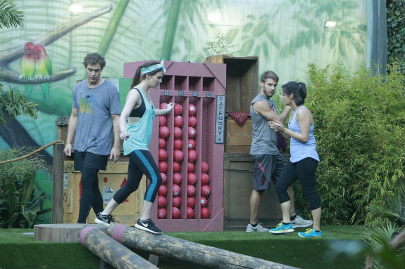 Big Brother Backyard Party :  Tracker All The Unexpected Turns From Big Brother Season 18  CBScom