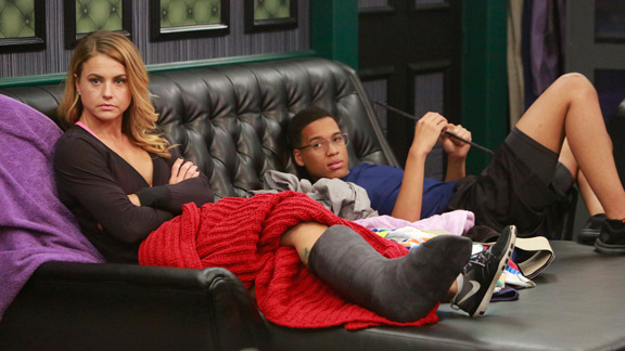 After Breaking Her Foot, Winning HOH Has Revived Christmas' Big ...
