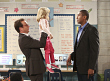 Basketball Star Metta World Peace Guest Stars on The Millers