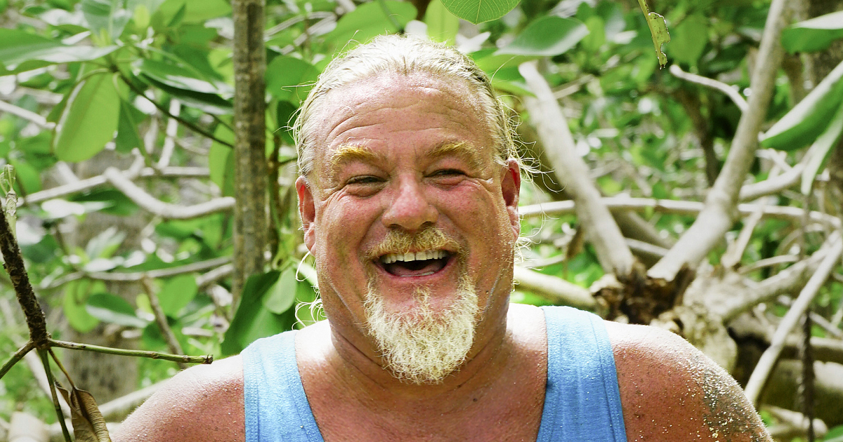 Survivor Millennials vs. Gen X' castaway:  Paul Wachter voted off his Gen X tribe