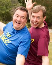 Rowan and Shane