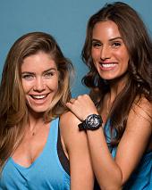 Jessica Versteeg & Brittany Oldehoff
