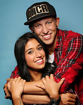 Dana Borriello & Matt Steffanina