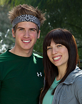Joey and Meghan