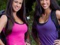 Kaylani and Lisa