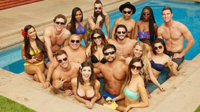 Houseguests Test Drive Swimwear