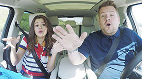 Carpool Karaoke With Selena Gomez