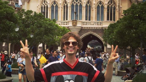 Matthew Gray Gubler's Travels