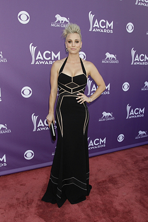 7 Times CBS Stars Completely Rocked The ACMs Red Carpet
