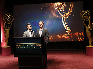 Emmy Awards Live Nomination Announcement