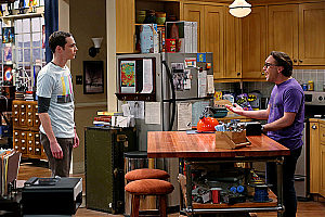 Big Bang Theory Season Finale Photos