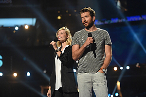 See Behind The Scenes Photos From The 50th ACM Awards Rehearsals