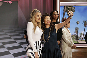 The Best Celeb Selfies On The Talk