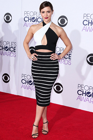 Amazing Looks From the People\'s Choice Awards Red Carpet 2015