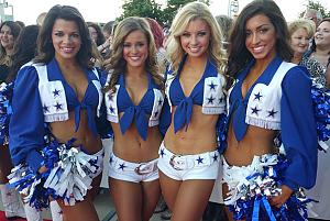 7 Times The Dallas Cowboys Galloped Through The ACMs