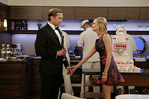 First Look: The Fake Baby And The Real Deal Wedding On 2 Broke Girls