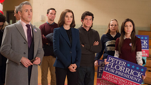 First Look: Too Close For Comfort On The Good Wife