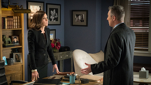 Inside The Good Wife\'s Surprise Revelation