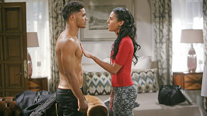 B&B Recap: Sasha Makes A Move On Zende