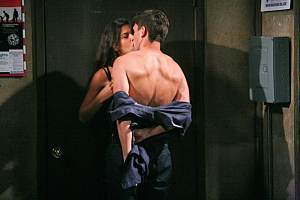 The Hottest Daytime Kisses: Y&R and B&B