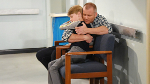 Y&R Recap: What\'s Best For Stitch\'s Son Max?
