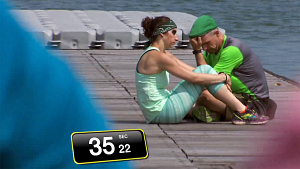 6 Times The Racers Thought They Were Doomed On The Amazing Race, Ep. 11
