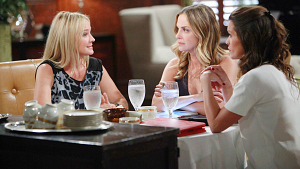 Y&R Recap: The Ladies Vent About Victor\'s Control