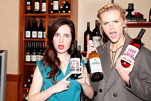 SXSW Wine Tasting