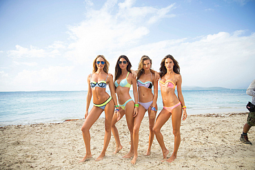 18 Reasons We're Excited For Victoria's Secret 2015 Swim Special