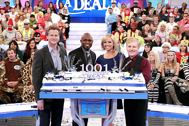 Several Questions About LMAD\'s 1001st Episode