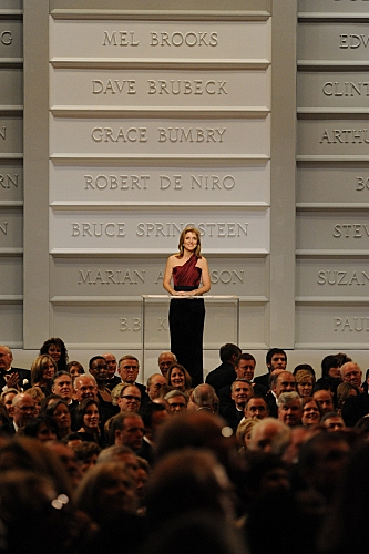 Past Kennedy Center Honors