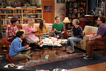 Here\'s What Really Happens When The Cameras Stop Rolling On The Big Bang Theory
