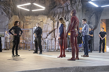 11 Things You Didn't Know About The Supergirl / Flash Crossover